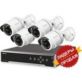 Видеокомплекты. AHD. IP