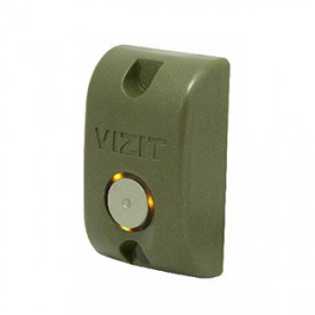 VIZIT EXIT 300M в пластиковом корпусе, накладная