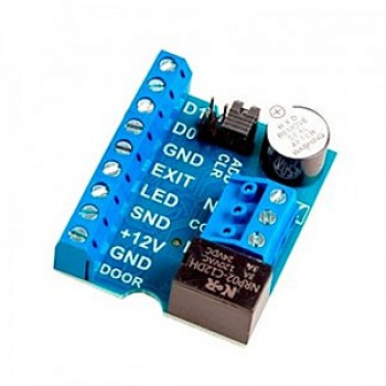 Контроллер Ironlogic Z-5R Relay Wiegand