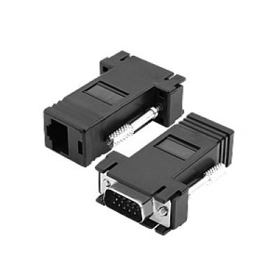 Удлинитель RV-100 (комплект) по витой паре (VGA до 30м.)