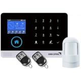 Комплекты GSM сигнализаций