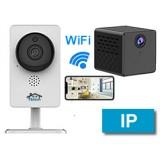 IP камеры компактные. WiFI