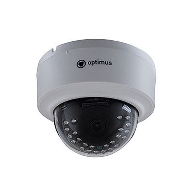IP-видеокамера Optimus IP-E022.1(2.8)PE_V.1